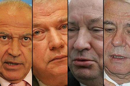 politicieni candidati